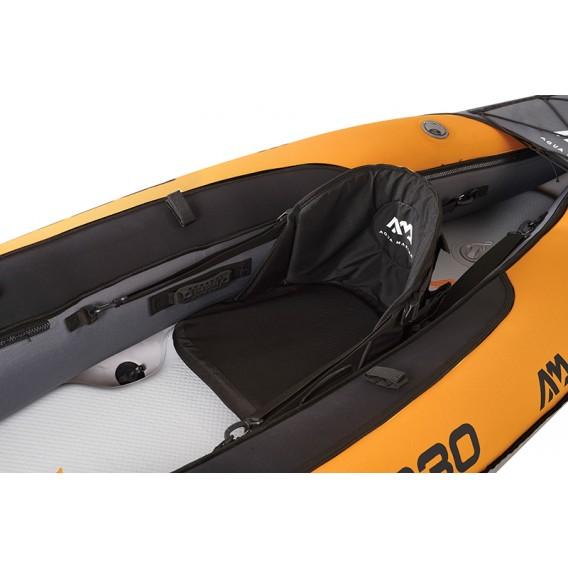 Aqua Marina Memba 390 2er Kajak Schlauchboot mit Drop-Stitch Boden