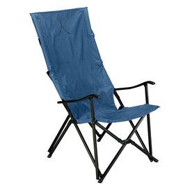 Grand Canyon El Tovar Highback Campingstuhl Faltstuhl blau hier im Grand Canyon-Shop günstig online bestellen