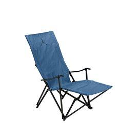 Grand Canyon El Tovar Lounger Campingstuhl Faltstuhl blau