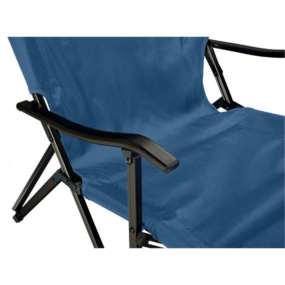 Grand Canyon El Tovar Lounger Campingstuhl Faltstuhl blau hier im Grand Canyon-Shop günstig online bestellen