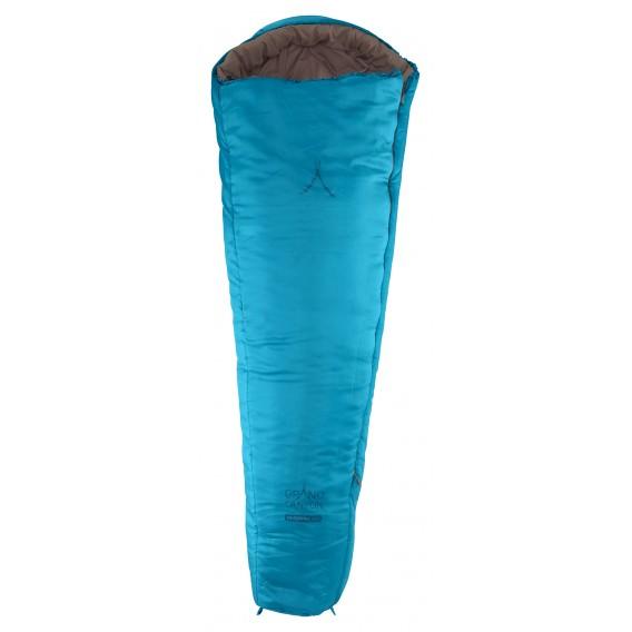 Grand Canyon Fairbanks 150 Kids Mumienschlafsack Kinder Schlafsack blau hier im Grand Canyon-Shop günstig online bestellen