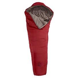 Grand Canyon Fairbanks 190 Kunstfaser Mumienschlafsack rot hier im Grand Canyon-Shop günstig online bestellen