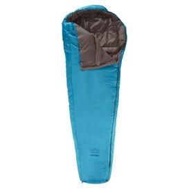 Grand Canyon Fairbanks 205 Kunstfaser Mumienschlafsack blau hier im Grand Canyon-Shop günstig online bestellen