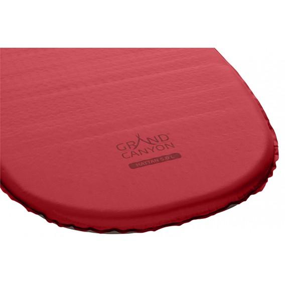 Grand Canyon Hattan 5.0 L selbstaufblasende Isomatte rot hier im Grand Canyon-Shop günstig online bestellen