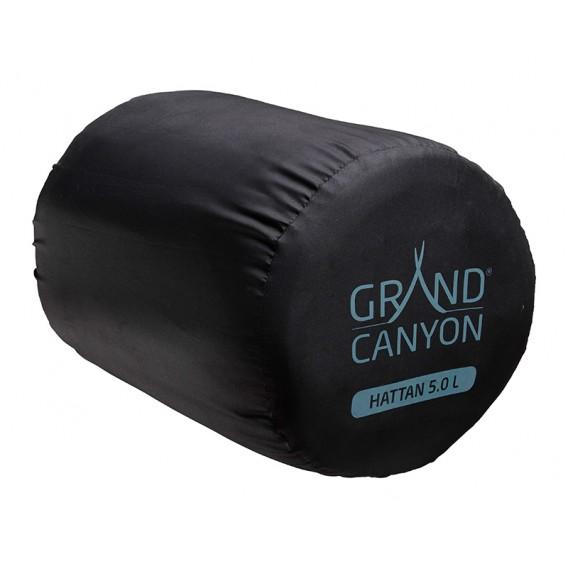 Grand Canyon Hattan 5.0 L selbstaufblasende Isomatte türkis hier im Grand Canyon-Shop günstig online bestellen