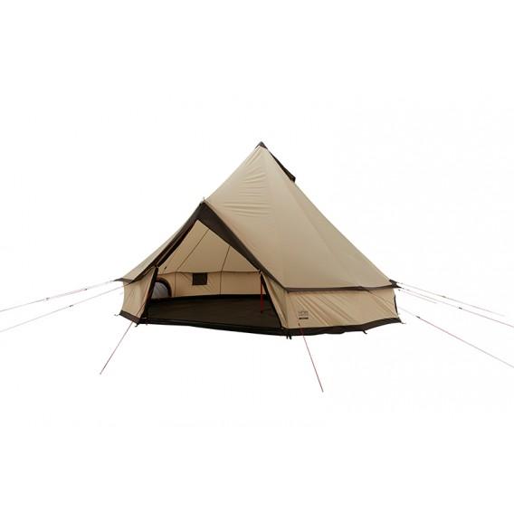 Grand Canyon Zelt Indiana 8 Personen beige Outdoor & Camping