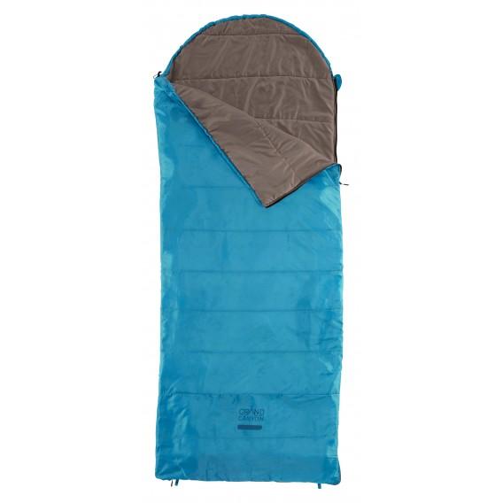 Grand Canyon Kayenta 190 Kunstfaser Deckenschlafsack blau hier im Grand Canyon-Shop günstig online bestellen