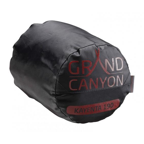 Grand Canyon Kayenta 190 Kunstfaser Deckenschlafsack rot hier im Grand Canyon-Shop günstig online bestellen