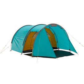 Grand Canyon Robson 4 Tunnelzelt Zelt für 4 Personen blau hier im Grand Canyon-Shop günstig online bestellen