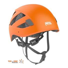 Petzl Boreo Kletterhelm Kopfschutz zum Bergsteigen orange