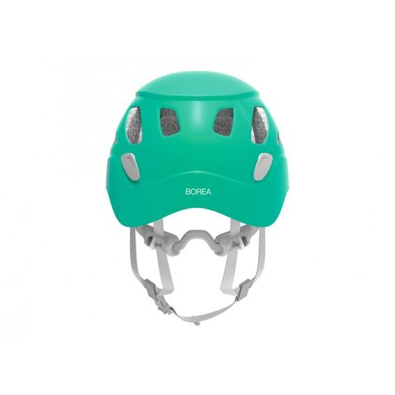 Petzl Borea Kletterhelm für Damen Kopfschutz zum Bergsteigen türkis hier im Petzl-Shop günstig online bestellen