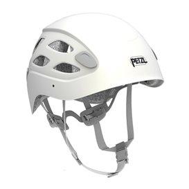 Petzl Borea Kletterhelm für Damen Kopfschutz zum Bergsteigen weiß