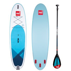 Red Paddle Ride 10'6 SUP Set mit Carbon-Nylon Paddel Stand up Paddle Board