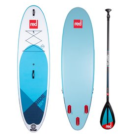 Red Paddle Ride 10'8 SUP Set mit Carbon-Nylon Paddel Stand up Paddle Board