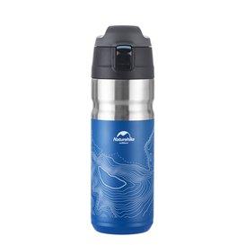 Naturehike Vacuum Flask 500ml Isolierflasche Trinkflasche blue hier im Naturehike-Shop günstig online bestellen