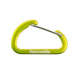 Naturehike S-Karabiner mini Karabiner 2er Set Schlüsselanhänger