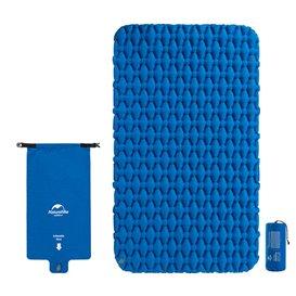 Naturehike Luftmatratze für 2 Personen ultraleicht Reisebett Campingmatte blue hier im Naturehike-Shop günstig online bestellen