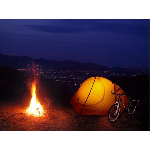 Naturehike Cycling SI Ultralight Bike 1 Zelt ultraleicht Trekkingzelt orange hier im Naturehike-Shop günstig online bestellen