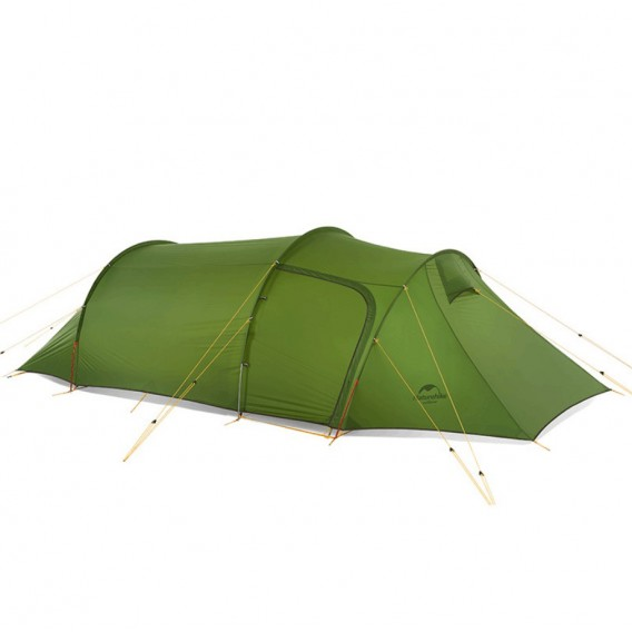 Naturehike Opalus 4 SI Tunnelzelt 4 Personen Campingzelt green hier im Naturehike-Shop günstig online bestellen