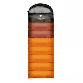 Naturehike U350 Schlafsack warmer Deckenschlafsack orange