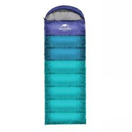 Naturehike U350 Schlafsack warmer Deckenschlafsack blue