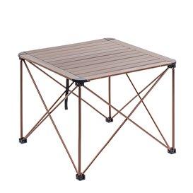 Naturehike Foldable Table Campingtisch Falttisch L champagne