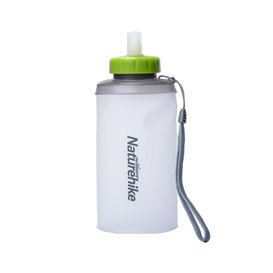 Naturehike Soft Bottle 500ml faltbare Trinkflasche Wasserflasche