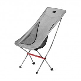Naturehike Moon Chair Faltstuhl extrem leichter Campingstuhl grey