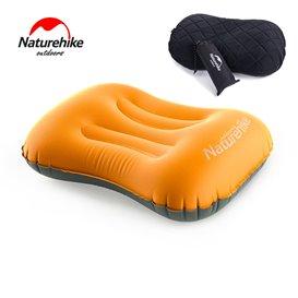 Naturehike Pillow aufblasbares Reisekissen Kopfkissen orange