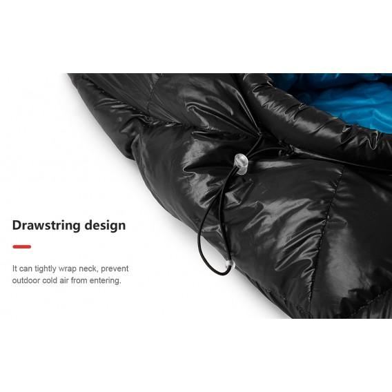 Naturehike Ultralight Daunenschlafsack ultraleichter Deckenschlafsack black hier im Naturehike-Shop günstig online bestellen