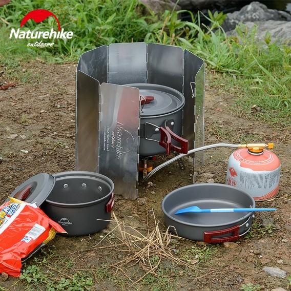 Naturehike Wind Shield Windschutz für Campingkocher hier im Naturehike-Shop günstig online bestellen