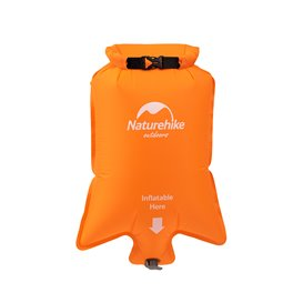 Naturehike Packsack Pumpsack Pumpe orange