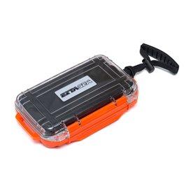 ExtaSea Trockenbox wasserdichte Transportbox mit Schaumpolster orange