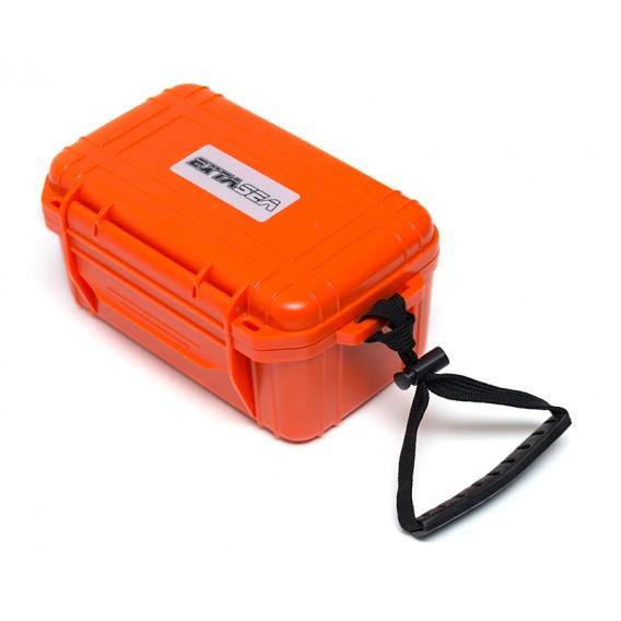 ExtaSea Trockenbox wasserdichte Transportbox mit Schaumstoff orange hier im ExtaSea-Shop günstig online bestellen