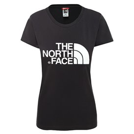 The North Face Easy Tee Damen Kurzarm T-Shirt black hier im The North Face-Shop günstig online bestellen
