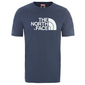 The North Face Easy Tee Herren Kurzarm T-Shirt blue wing teal