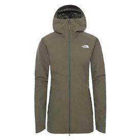 The North Face Hikesteller Parka Shell Jacket Damen Regenjacke taupe green hier im The North Face-Shop günstig online bestellen