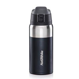 Naturehike Vacuum Cup 600ml Isolierflasche Trinkflasche black hier im Naturehike-Shop günstig online bestellen