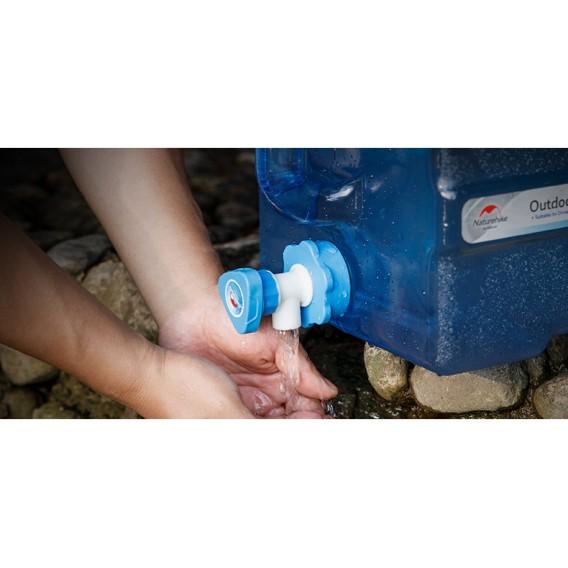 Naturehike Water Container Wasserspeicher mit Ablasshahn hier im Naturehike-Shop günstig online bestellen
