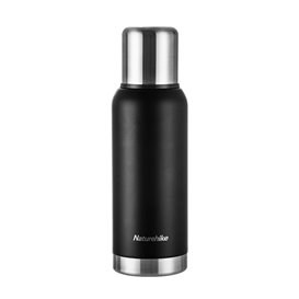 Naturehike Vakuum Thermoskanne Isolierflasche mit Becher 750ml black hier im Naturehike-Shop günstig online bestellen