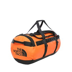 The North Face Base Camp Duffel Reisetasche persian orange-black hier im The North Face-Shop günstig online bestellen