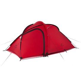 Naturehike Hiby SI Kuppelzelt 2-3 Personen Trekking Zelt red
