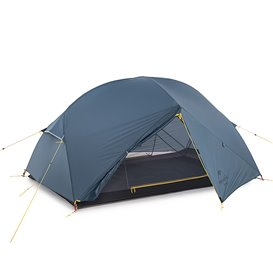 Naturehike Mongar 2 SI Ultralight Zelt 2 Personen Kuppelzelt light blue