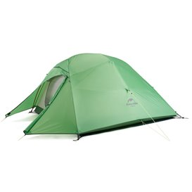 Naturehike Cloud Up 3 PU Ultralight Zelt 3 Personen Kuppelzelt green