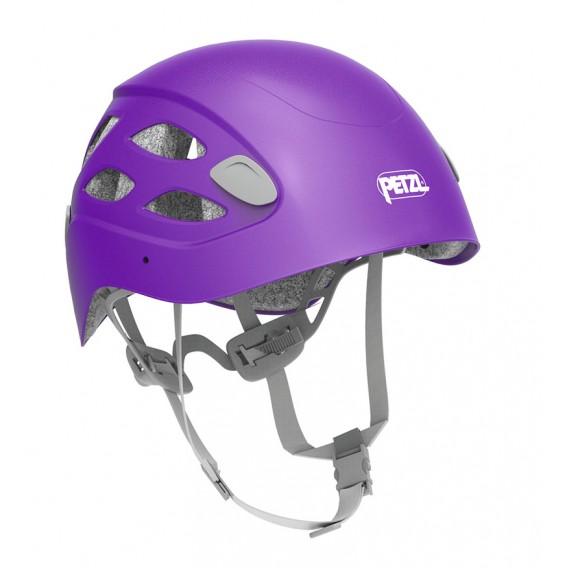 Petzl Borea Kletterhelm für Damen Kopfschutz zum Bergsteigen violett hier im Petzl-Shop günstig online bestellen