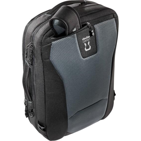 Deuter Aviant Carry On 28 Rucksack Reiserucksack black hier im Deuter-Shop günstig online bestellen