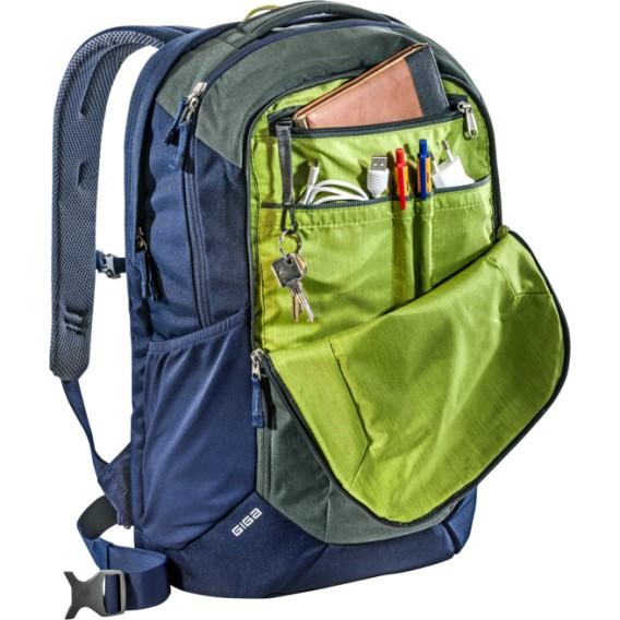 Deuter Giga Rucksack Daypack ivy-navy hier im Deuter-Shop günstig online bestellen
