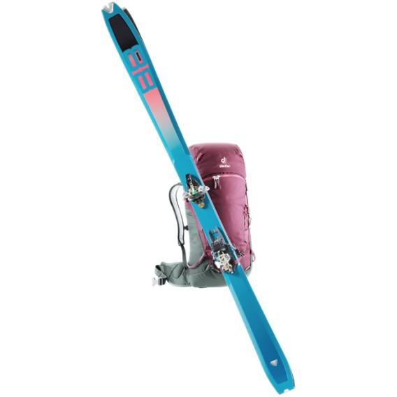 Deuter Rise Lite 26 SL Damen Rucksack Skitouren- & Freeriderucksack maron-ivy hier im Deuter-Shop günstig online bestellen