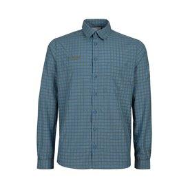 Mammut Lenni Longsleeve Shirt Herren Outdoor und Freizeit Langarmhemd horizon-olive hier im Mammut-Shop günstig online bestellen