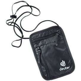 Deuter Security Wallet I Brustbeutel black hier im Deuter-Shop günstig online bestellen